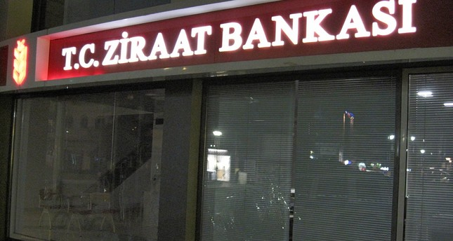 GRC: Ziraat Bank von YPG-Sympathisanten angegriffen