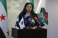 نائبة رئيس الائتلاف السوري المعارض ديما موسى