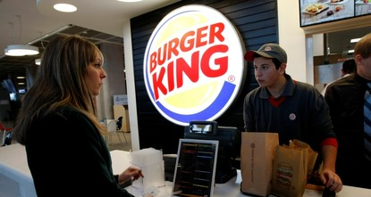 Burger King under fire after offering women money, Whoppers for 'best football genes'