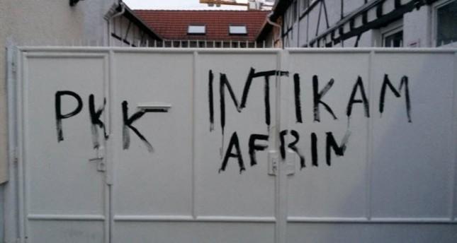 PKK-Angriff auf Frankfurter Moschee