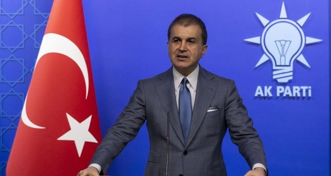 حزب العدالة والتنمية التركي: سنرد بحزم على اعتداءات النظام السوري