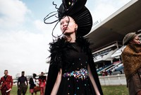 Combining high fashion with sport, nearly 50,000 racegoers marked the 120th anniversary of Africa's biggest horse race on Saturday at a packed course in the South African coastal city of...