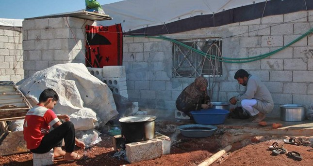 Impossible for locals to return to Idlib under current circumstances