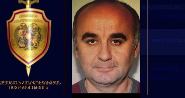 Photo courtesy of Armenian Police.
