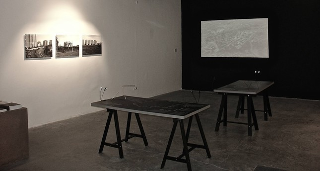 """Youssef Tabti: Ausstellung über """"Psychogeographische"""" Entdeckungen in Istanbul"""