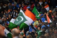 India beats Pakistan to defend perfect World Cup record