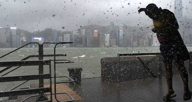 16 قتيلاً وعشرات الجرحى حصيلة إعصار هاتو الذي ضرب جنوب الصين