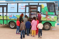 Rural Ankara district to turn old buses into libraries on wheels