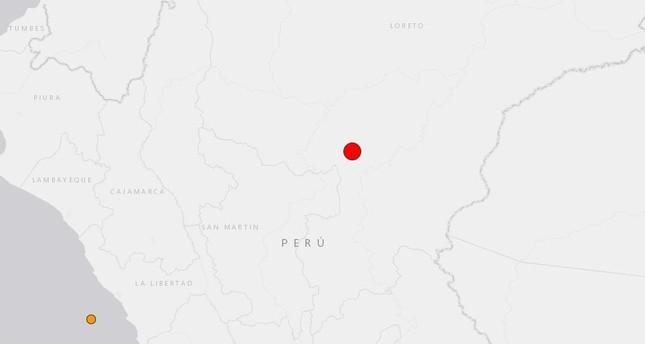 زلزال بقوة 8 درجات يضرب جمهورية البيرو