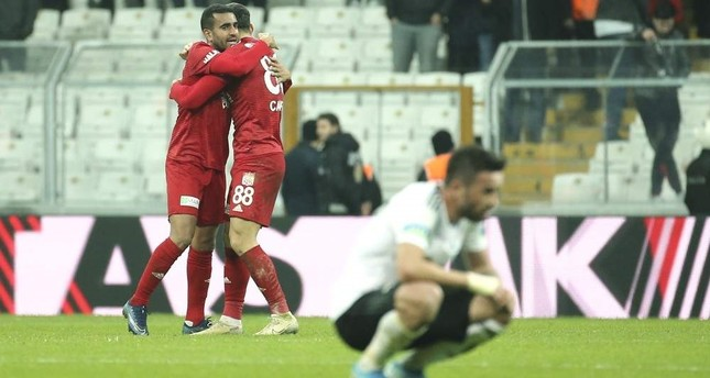 Beşiktaş keeps struggling with the same problems