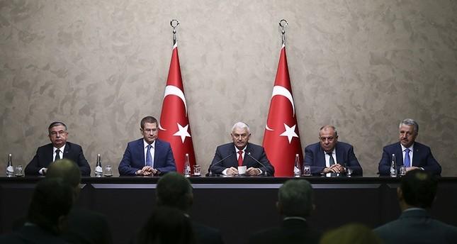 يلدريم: علاقتنا مع ألمانيا لن تتدهور وسنتخذ الإجراءات المناسبة