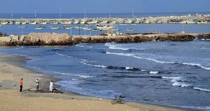 Ägyptische Marine erschießt palästinensischen Fischer
