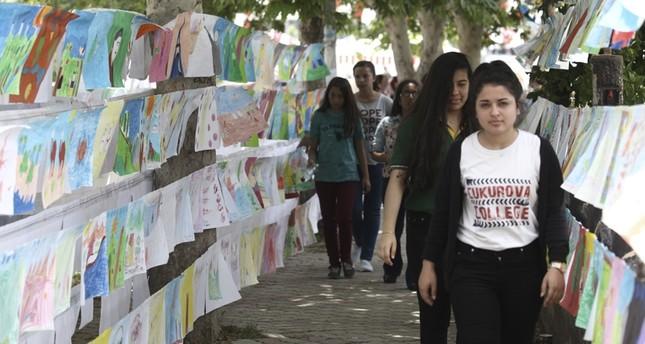 تركيا تحطم الرقم القياسي في أضخم معرض للرسوم