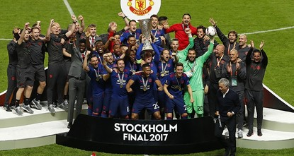 pEven after the horrific Daesh terrorist attack in their city, a demoralized Manchester United had a decisive win against Dutch giants Ajax with two goals in the Europa League Final late...