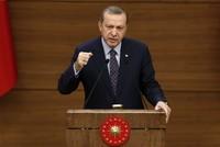 Turkey will not allow a terror corridor in Syria, Erdoğan says