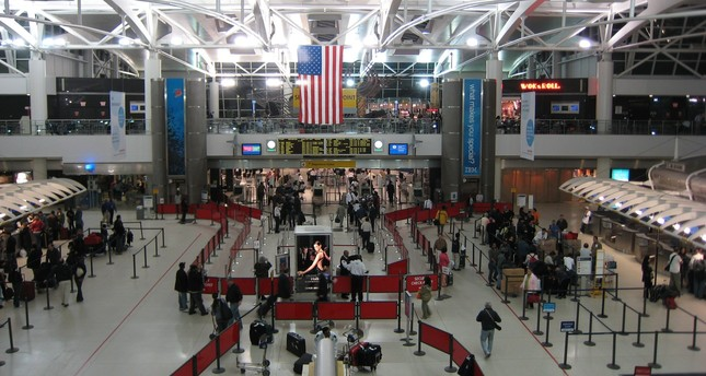 Terminal at New York's JFK airport evacuated as precaution over suspicious package