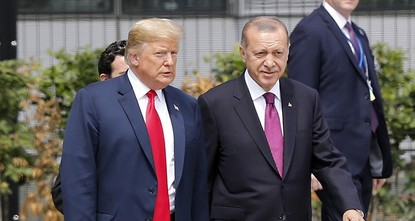 Erdoğan, Trump agree to better coordination in Syria