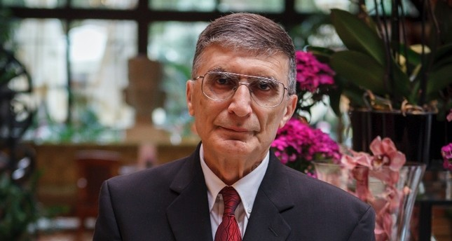 Turkish scientist Aziz Sancar won the Nobel Prize in chemistry in 2015.