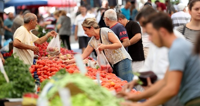 Turkey's inflation rate drops in November, TurkStat says