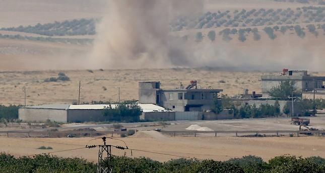 Turkish F-16s hit Daesh, PKK positions