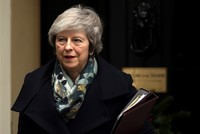 UK Parliament to vote on Brexit deal in January: May