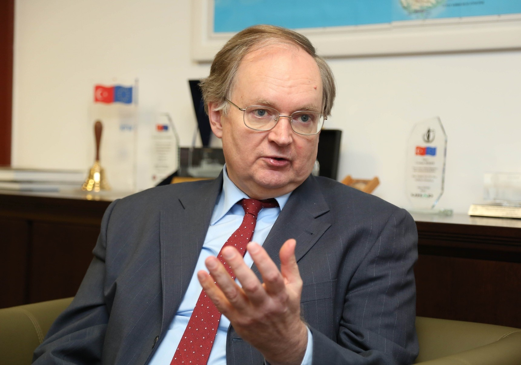 In addition to education and socio-economic support, the EUu2019s Christian Berger said some steps will be taken in health care, announcing that the construction of two state hospitals has already been agreed upon.