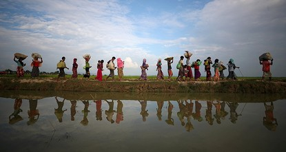 Why Facebook is failing to curb hate speech against Rohingya