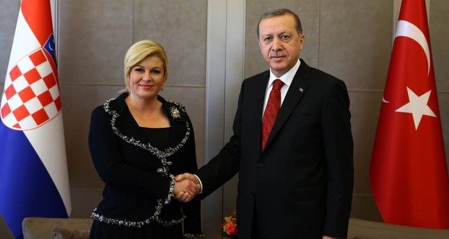 Kitarovic L and Erdoğan AA file photo
