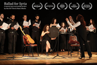 Ballad for Syria: A story about music, Maisa and love