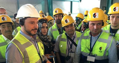 pEnergy and Natural Resources Minister Berat Albayrak stated that the ministry would complete all the filtering systems of the old-generation power plants by 2019 based on the latest environmental...