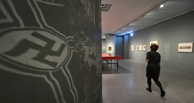 Bundeskunsthalle Museum in Germany presents some 250 artworks from the 1,500-piece collection, including pieces likely looted from Jewish owners under Nazi rule.