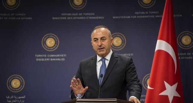 تشاوش أوغلو: تراجع مواقف دول عربية عن دعم فلسطين خطأ لن يصفح عنه التاريخ