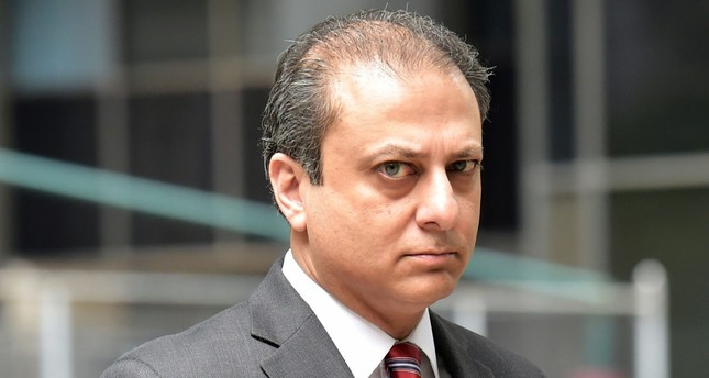 Bharara is the prosecutor behind Reza Zarrab's case. He has worked with Senator Schumer, who has ties with FETÖ, until 2009 and was nominated by him.