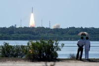 India launches 20 satellites in record-breaking single mission into orbit