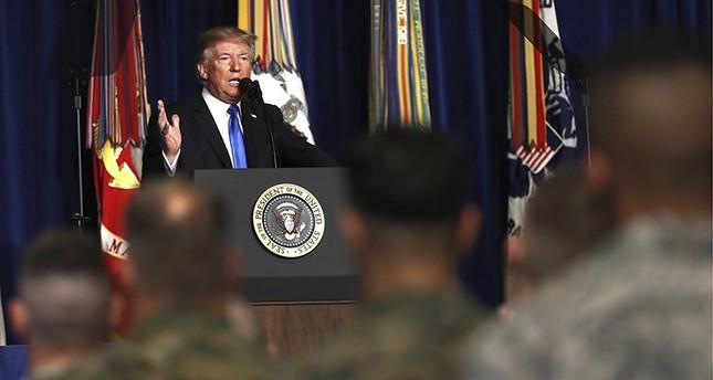 ترامب سيزيد القوات الأمريكية بأفغانستان وطالبان تتوعد بجعلها مقبرة لهم