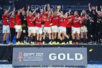 الدنمارك بطلا لمونديال 2021 في كرة اليد
