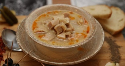 Turkish chef's 'atomic soup' attracts out-of-town crowds