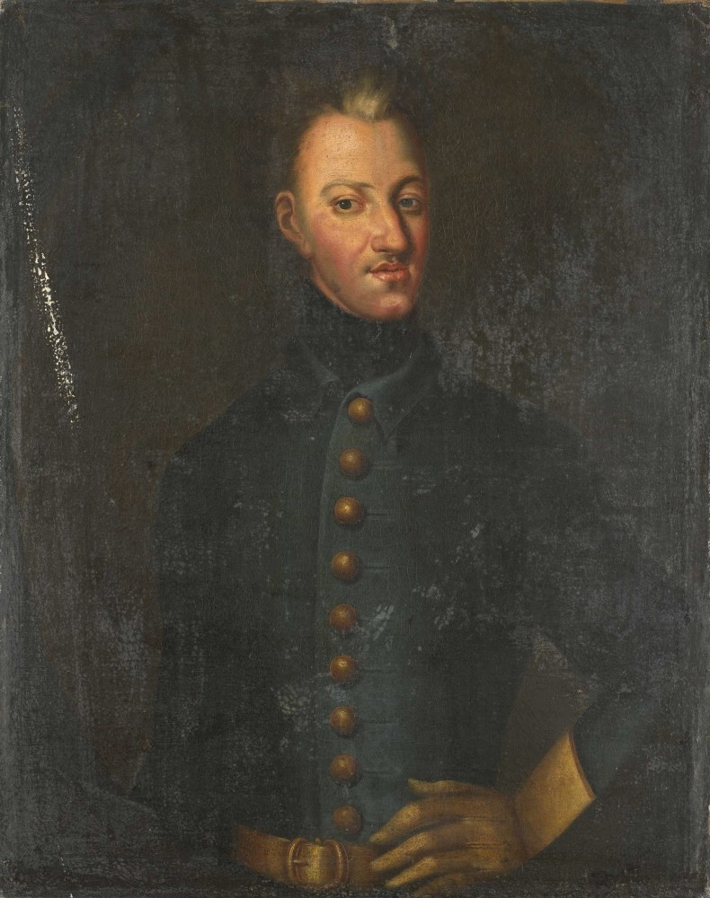 Charles XII (1682-1718), King of Sweden.