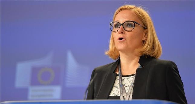 المتحدثة باسم المفوضية الأوروبية مايا كوسيجانسيك
