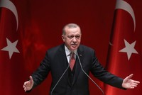 Erdoğan sees end of main opposition after local polls