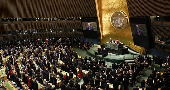 انطلاق اجتماعات الأمم المتحدة بحضور 140 من زعماء العالم