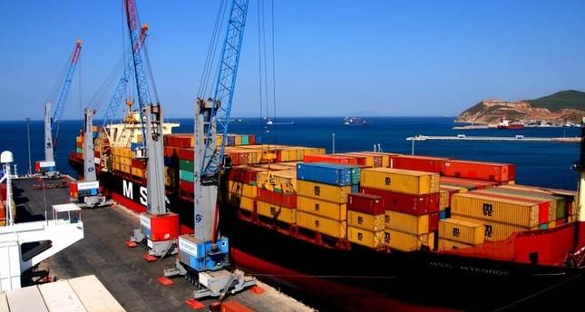توقعات بأن تحقق الصادرات التركية أعلى مستوى لها في تموز الجاري