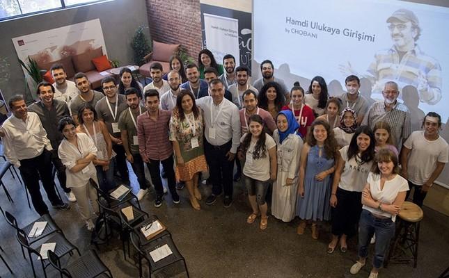 Participants to the HUG program. (IHA Photo)