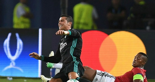 Real Madrid beats Man United to win UEFA Super Cup
