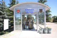 Turkish military goes green, embraces First Lady's 'Zero Waste Project'
