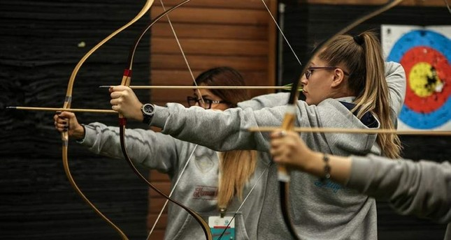 Traditional Turkish archery enters UNESCO heritage list