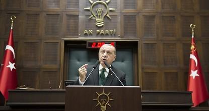 Erdoğan slams 'ignorant' US statement on Afrin
