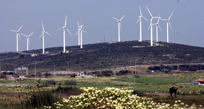 Turkey invested $650M in wind power plants last year