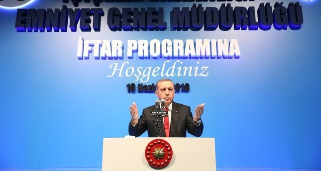 أردوغان ينتقد رفع البرلمان الأوروبي لأعلام تنظيم ب ي د داخل مقراته