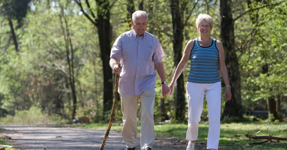 Seniors who have a purpose in life are less likely to die of cardiovascular diseases.